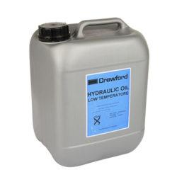 Гидравлическое масло низкотемпературное. Канистра 7 л Кравфорд