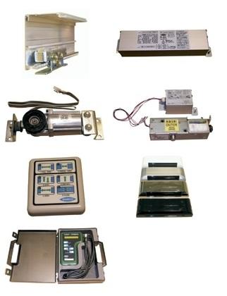 Автоматические приводы для раздвижных дверей NABCO DS-60/75/150