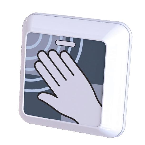 Бесконтактная кнопка HOTRON CLEARWAVE
