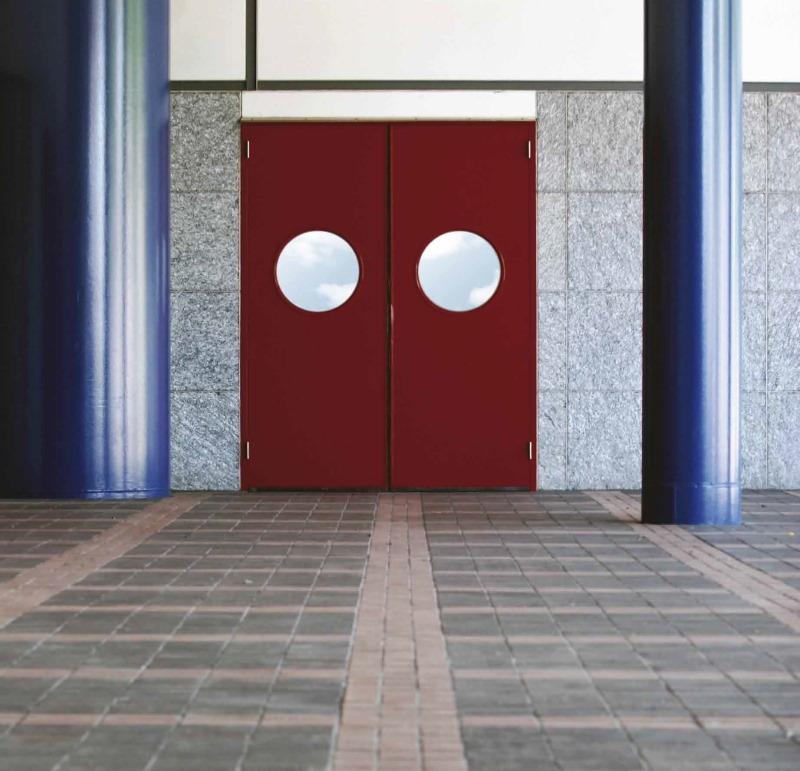 Противопожарные и дымозащитные двери Bertsch